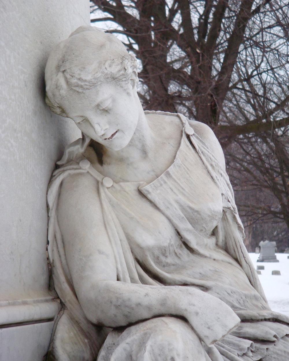 Broken Spirit - Ann Matousek
