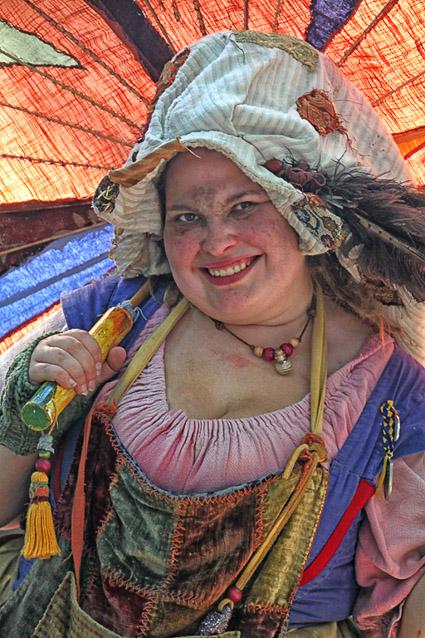 2nd place - Renaissance Faire - Priscilla Farrell
