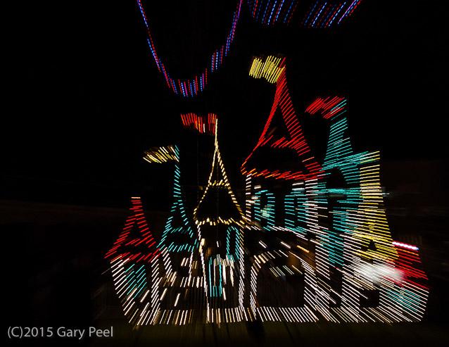 1st place - Light Castle - Gary Peel