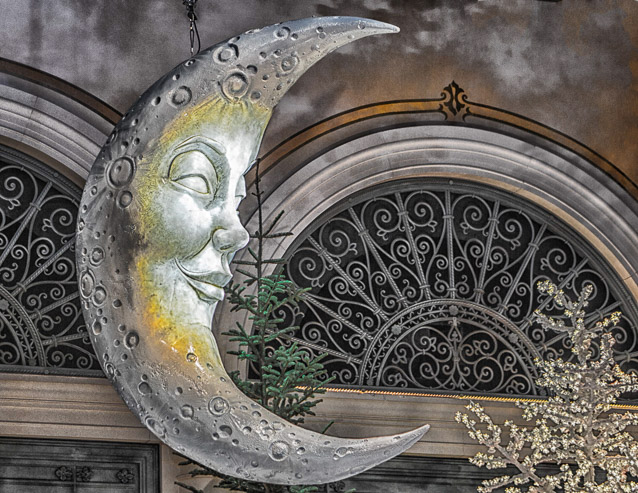 2nd place - Bellagio Moon - Ted Tousman