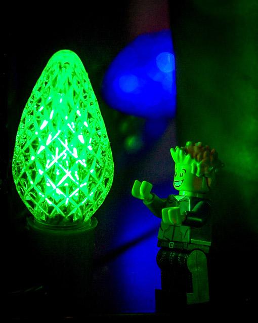 2nd place - Glowing - Ian Dickmann
