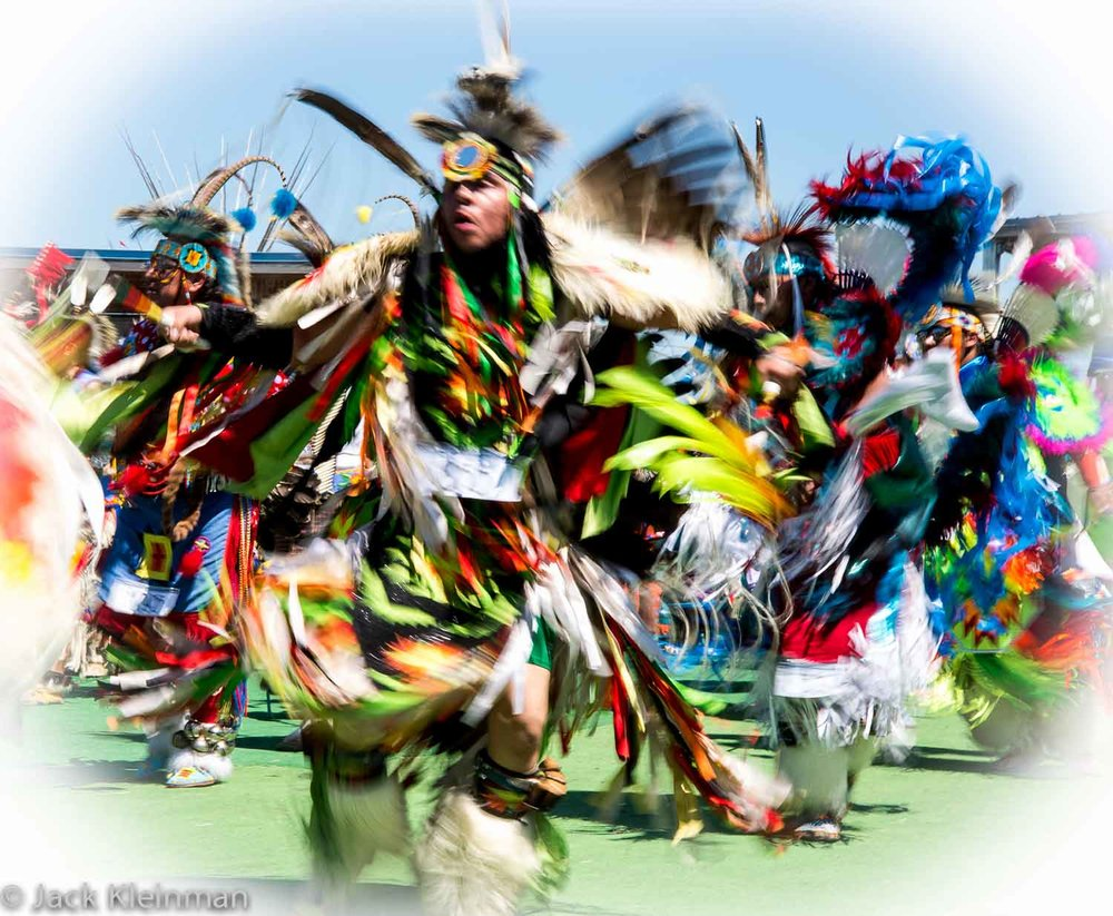 1st place - Blackfoot Nation Pow Wow, Browing, Montana-2014 - Jack Kleinman