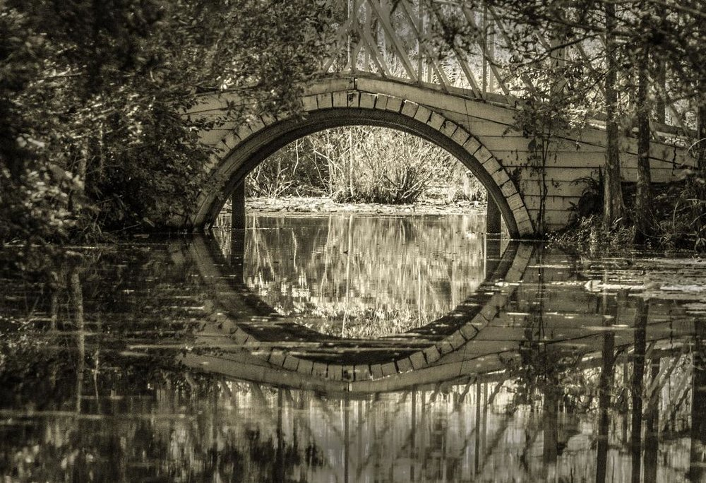 3rd place - Water Under the Bridge - Ted Tousman