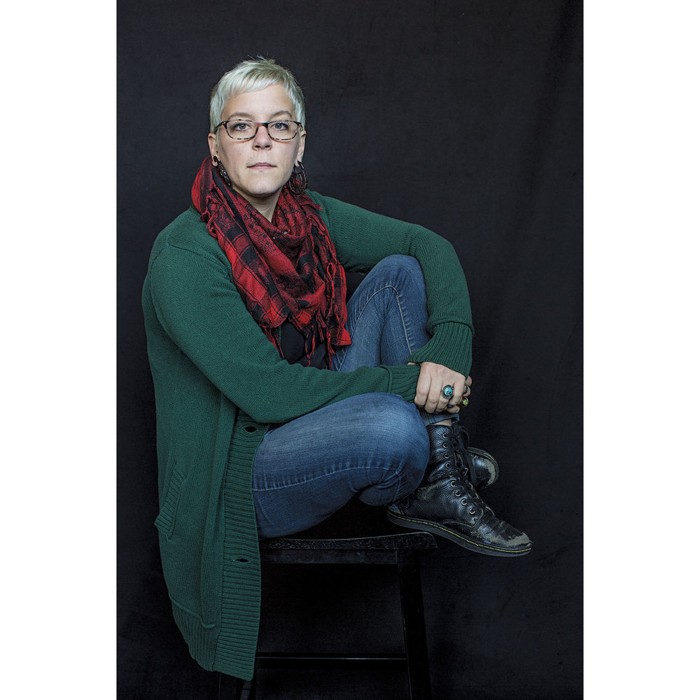 Richella Simard, New Hampshire Portrait by Lori Pedrick