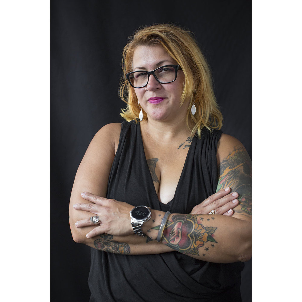 Vanessa Whitaker, Philadelphia Portrait by Lori Pedrick