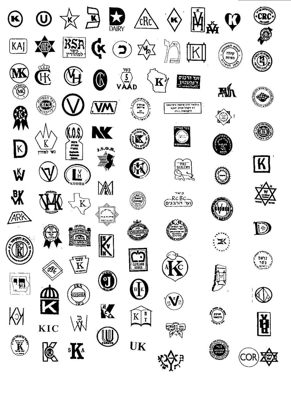Kosher Stamps