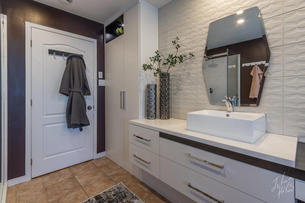 Salle de bain, Bain, Design Intérieur, Photographe Design Intérieur Québec