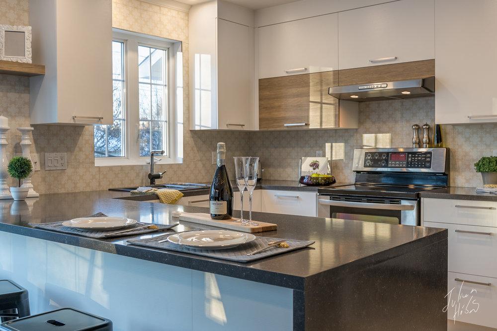 Cuisine, Design Intérieur, Photographe Design Intérieur Québec