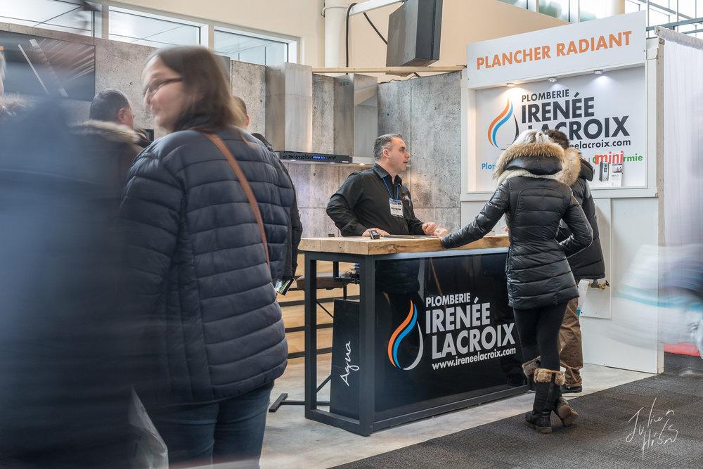 Kiosque Plomberie Irenée Lacroix