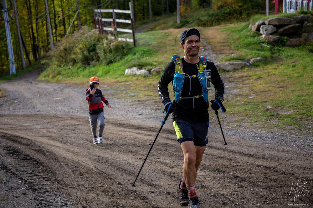 Bromont Ultra 2018 - 160 km