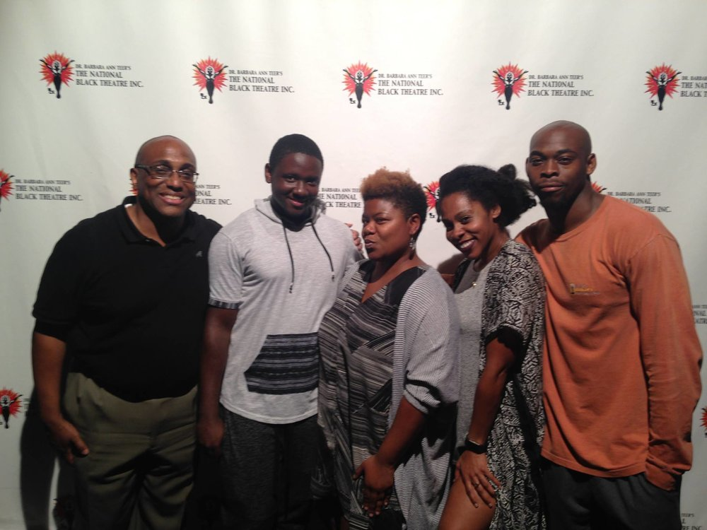 48 Hours in Harlem  - Introductions, collaborations and new creations in less than 48 hours.  With playwright and cast of