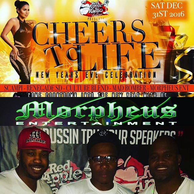 This Saturday @wildorchidqueens the only free entry new year's eve bash