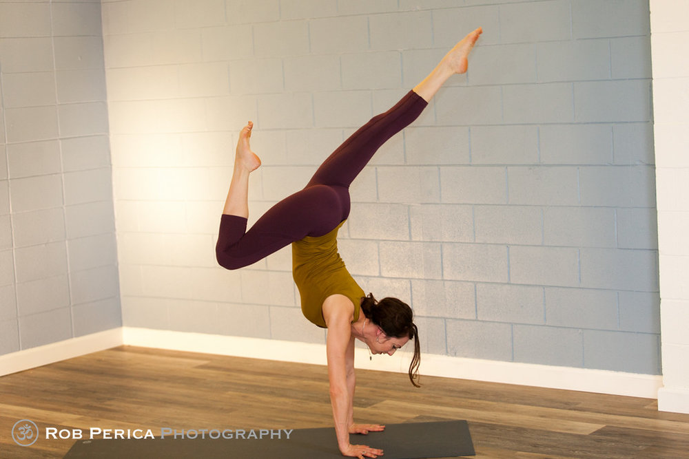 Advanced Arm Balancing Workshop with Kate Monzo