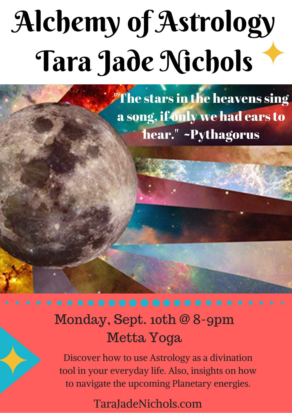 Astrology with Tara Jade Nichols
