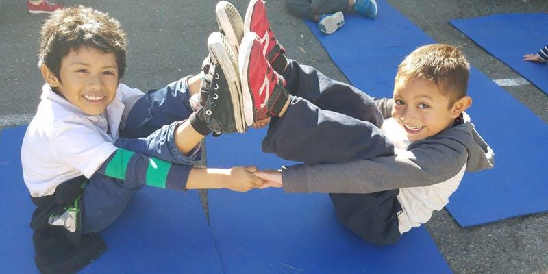bambini yoga project benefit