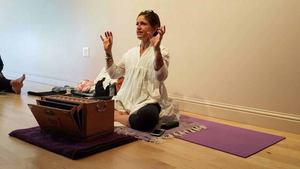 Lisa Asha Rapp 300-hour yoga teacher training