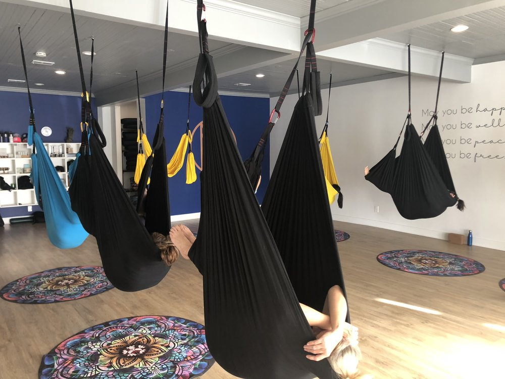 aerial yoga play, restorative yoga, best aerial yoga marin, Best aerial yoga san francisco, health and wellness, suspension training marin