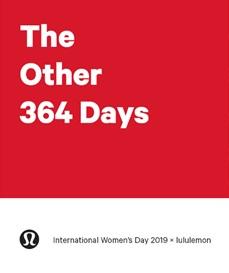 international women's day event, free yoga event