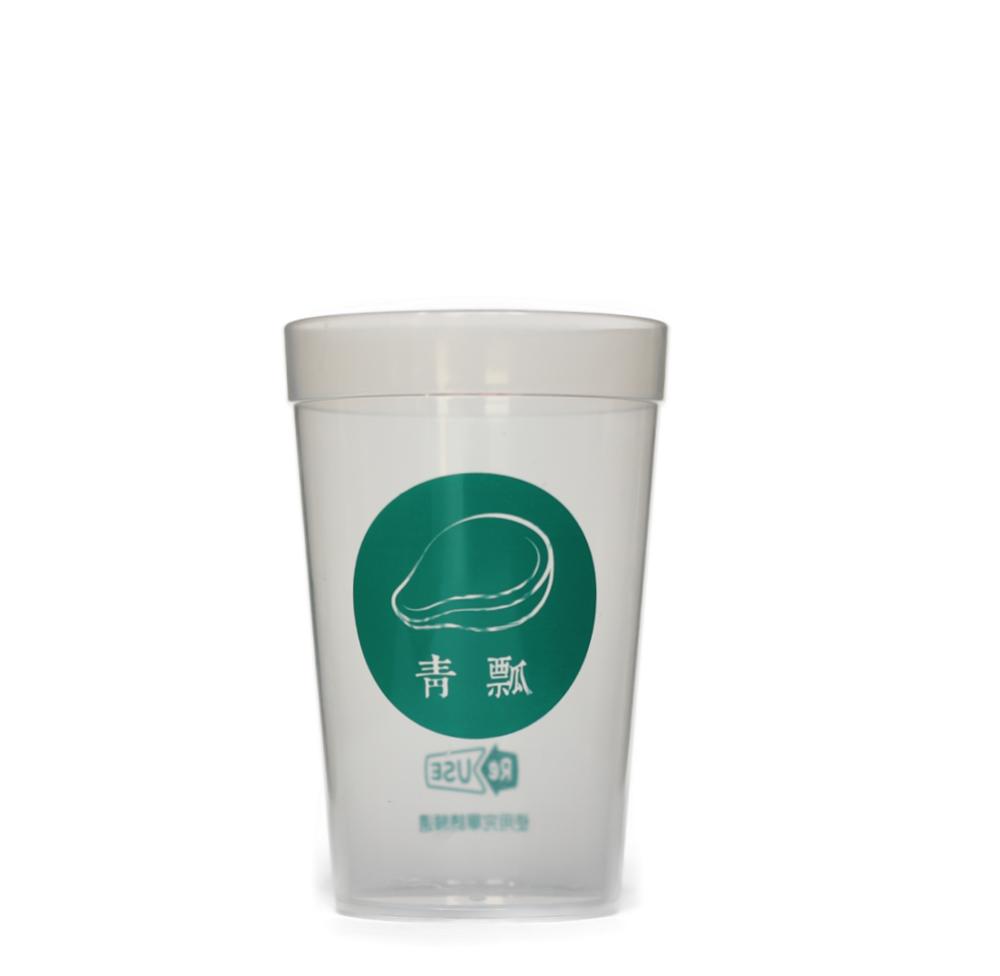 PP小杯   材質:聚丙烯PP  容量:250ml  耐熱:100℃  適用:市集、路跑、會展   租金$4.2元    押金$ 15元