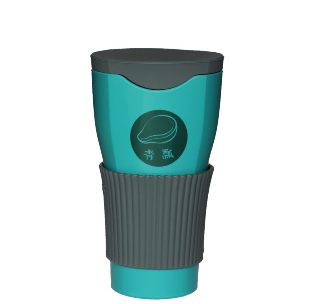 玉米杯   材質:100%植物原料  容量:380ml  耐熱:100℃   杯蓋:矽膠(耐熱220℃)  適用:記者會、研討會   租金$12元 (整套)    押金$300