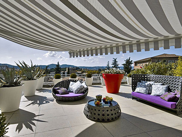 STANDARD PATIO AWNINGS