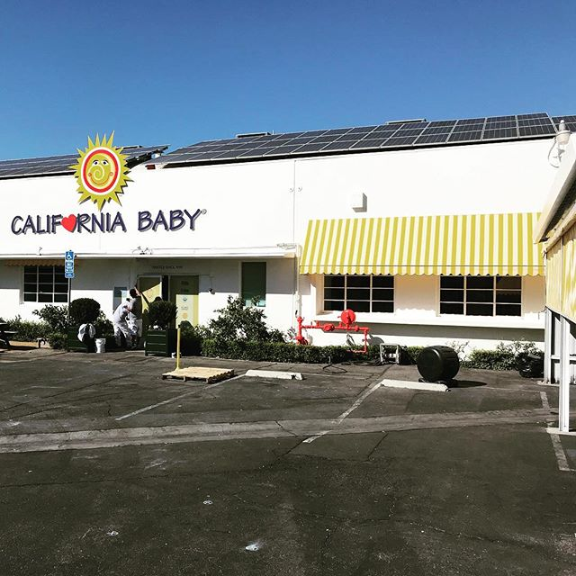 Here's a fun project we did for our friends @californiababy !! Check out their amazing products! 🌞#instagram#momlife #babies #custom#awning#shade#structure#photography#california#baby#products#igdaily#health#organic#photooftheday#yellow#myntawnings#friday#goodday#love#girl#boy#business#commercial#residential#contact#design
