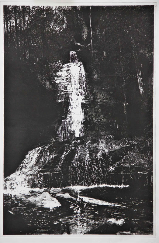 Empress Falls, Blue Mountains #1 (large format)