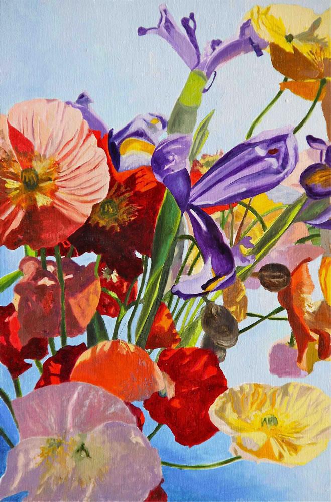 Spring Iris