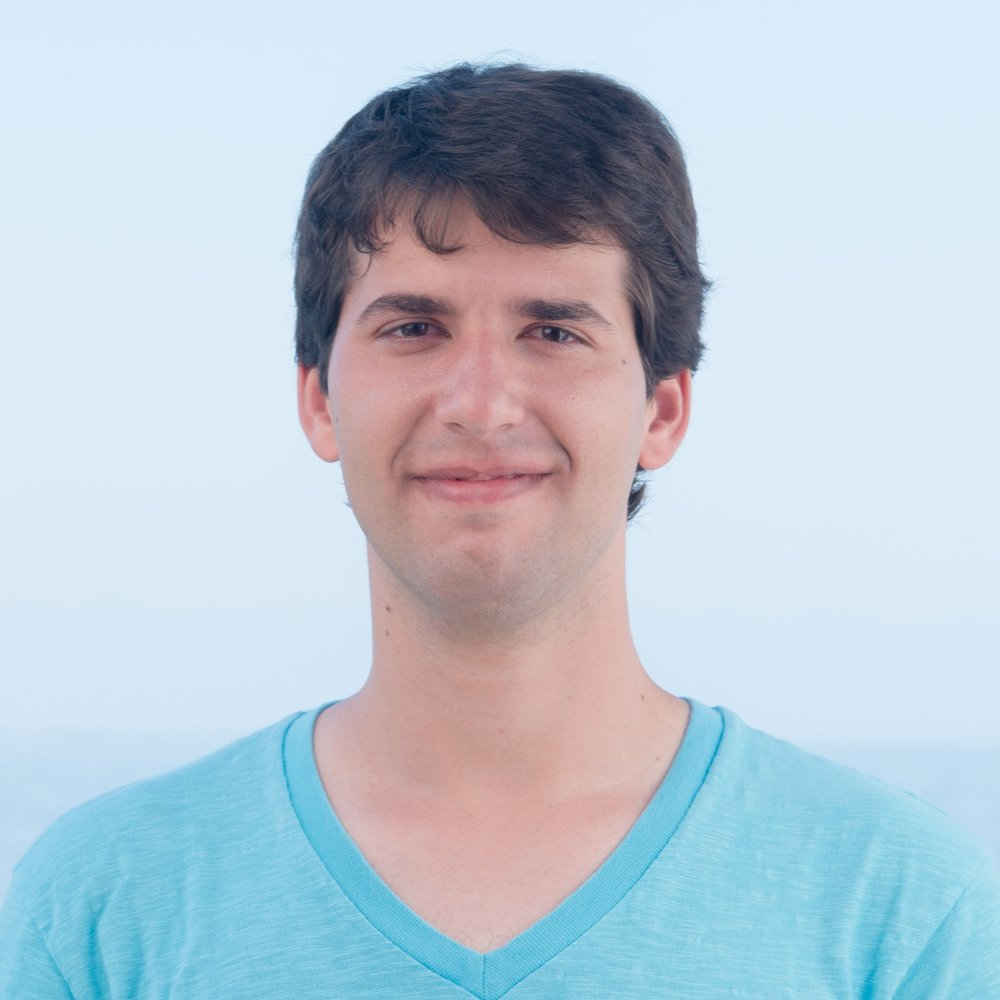 Andre Paloczy Filho, PhD Candidate