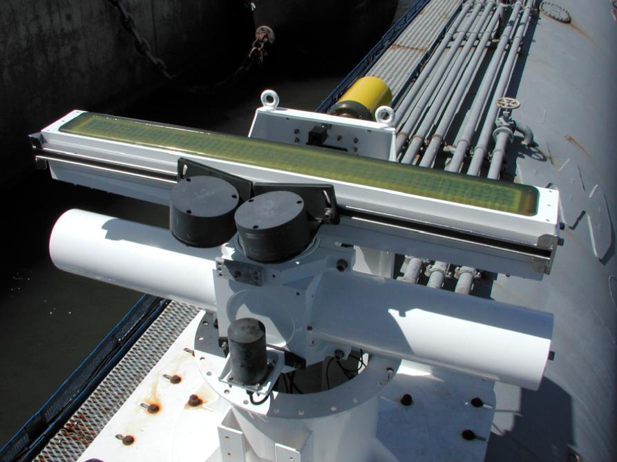 Figure 2: PADS - mounted on FLIP