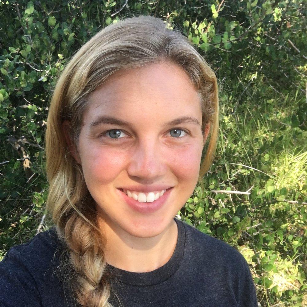 Sara Goheen, Junior Development Engineer