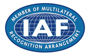 International Accreditation                       Forum (IAF)