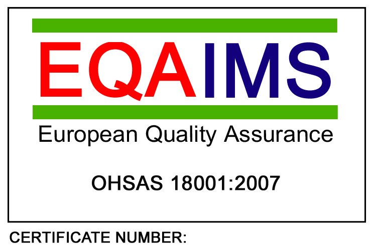 European Quality Assurance         (EQAIMS) - Health & Safety