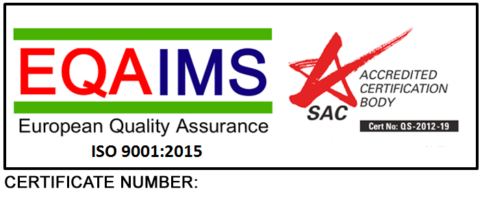 EQAIMS & Singapore              Accreditation Council (SAC )         - Quality Management   System