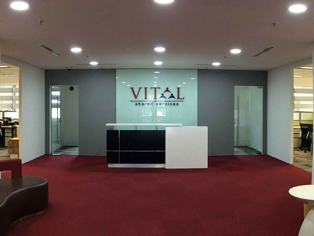 Ministry of Finance - Vital Shared Service