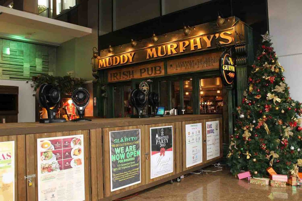 Muddy Murphy Irish Pub @ Claymore Connect