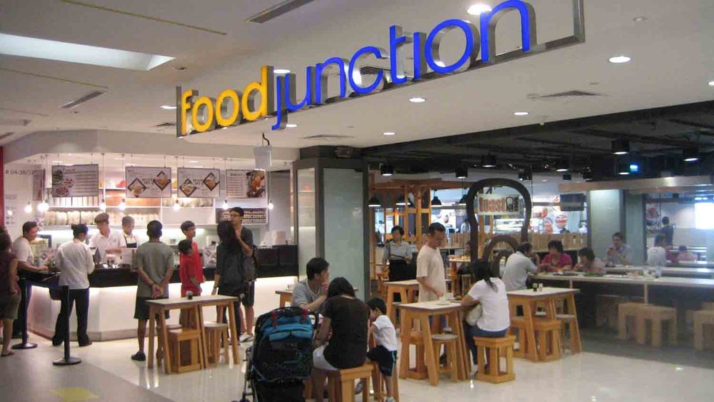 Food Junction @ NEX shopping mall