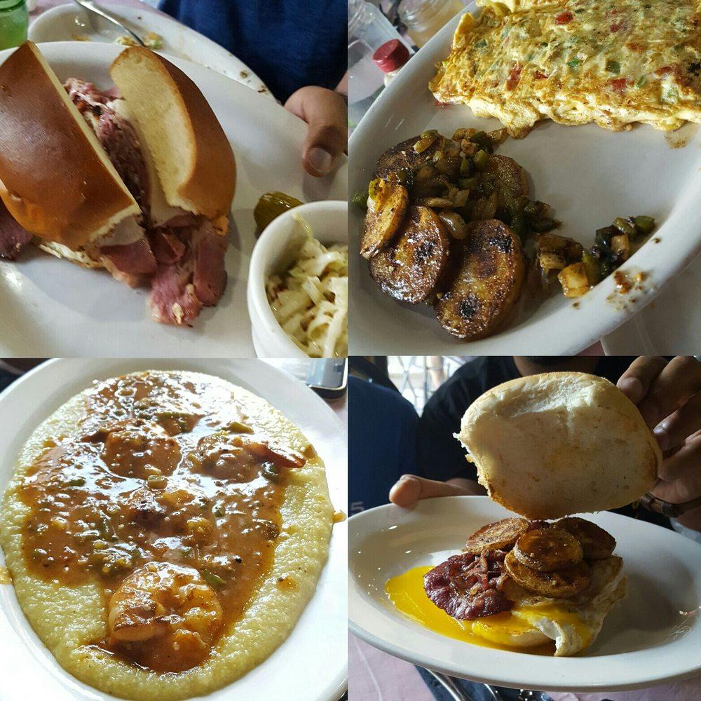 Pastrami, Omelette, Eggs Beef N Bacon Sandwich, Shrimp and Grits.jpg