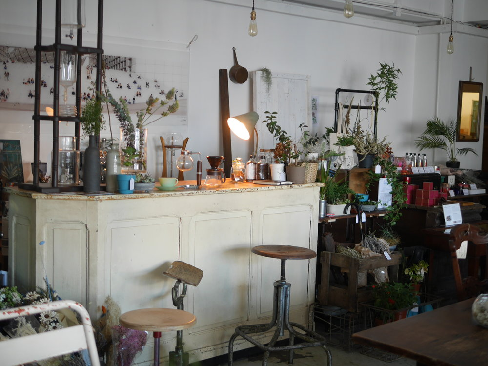 About Parc - Parc 古道具公園French Antique & Lifestyle General Store