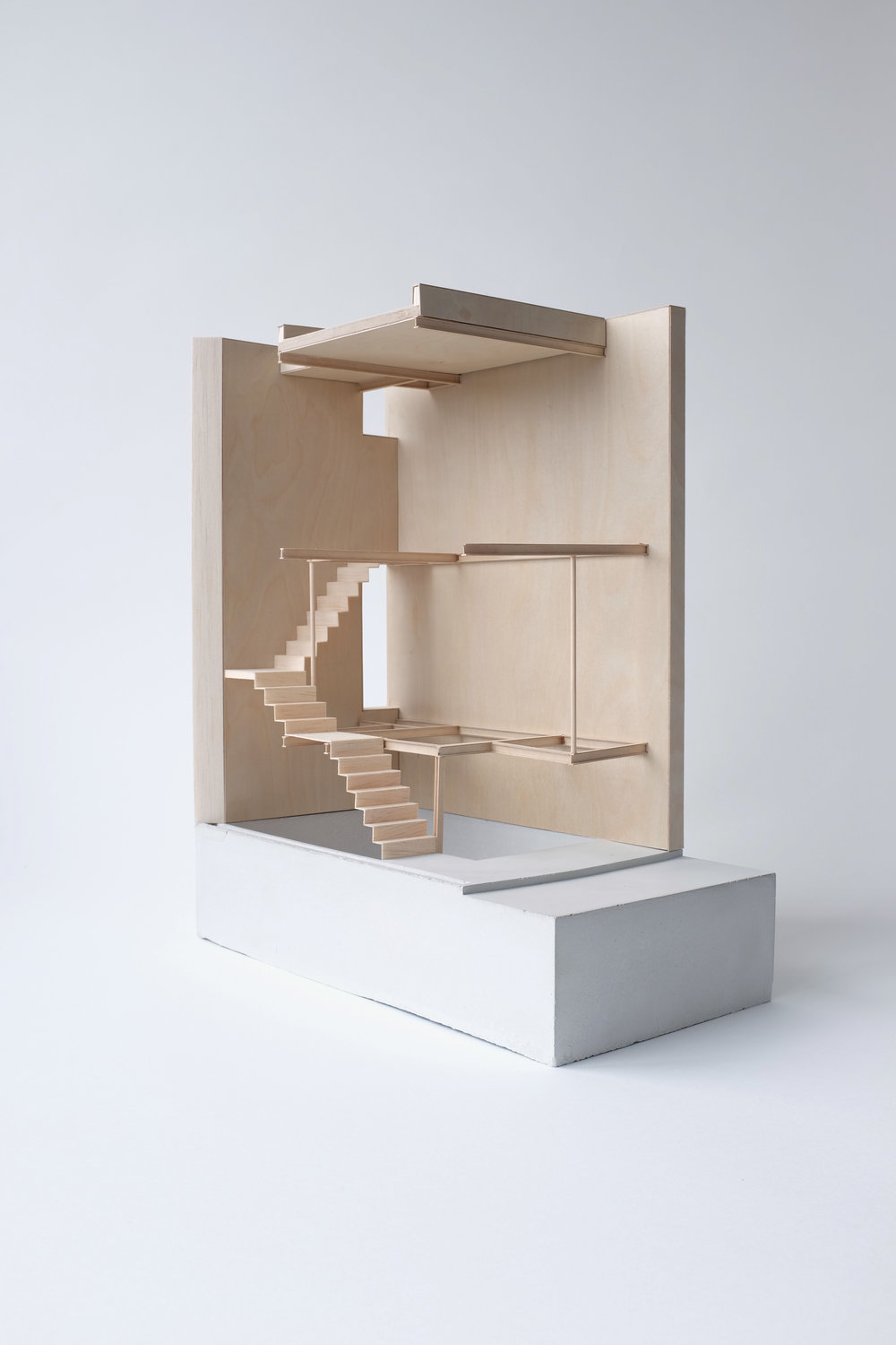 Model studies for  Small House