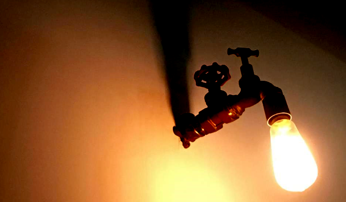 The Leaky Tap