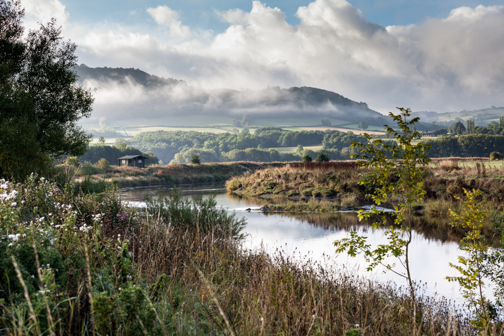 Wye Valley. Shortlist International Garden Photographer of the year 2015