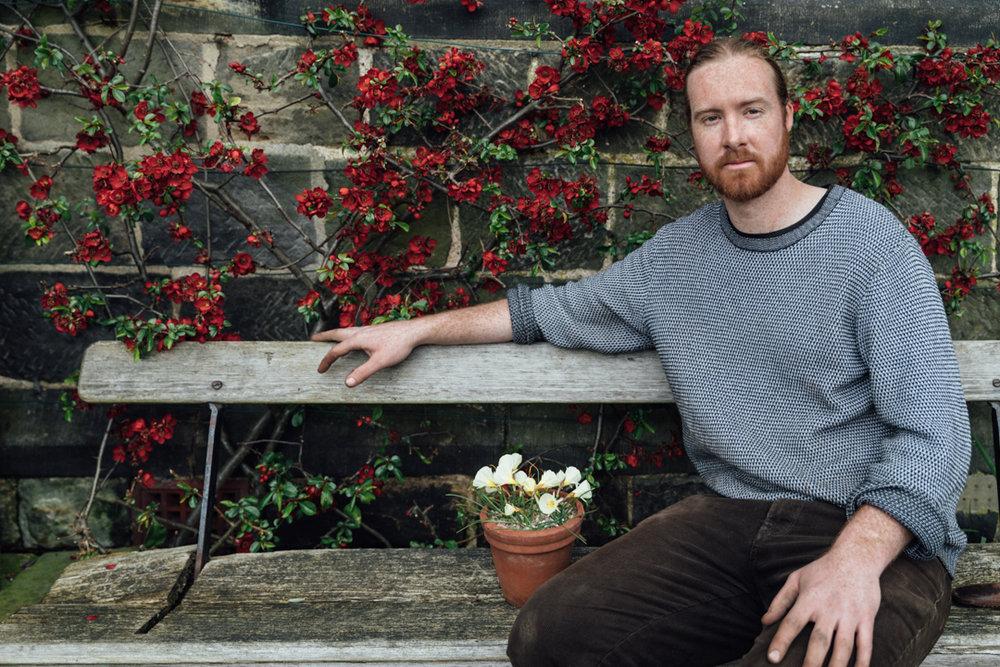 Ben Preston, Head Gardener, York Gate Garden, Leeds