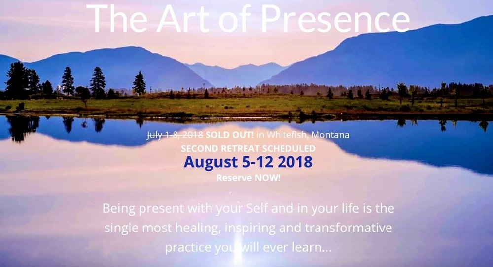 The art of presenceRetreat with peter Kater - 7 Day Music Retreat with GRAMMY winning pianist, Peter KaterMontana, August 5-12