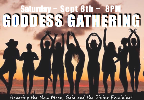 New MoonGoddess gathering - Live Acoustic Performance, Moon Ceremony & Sound BathBoca Del Mar, September 8 - 8PM