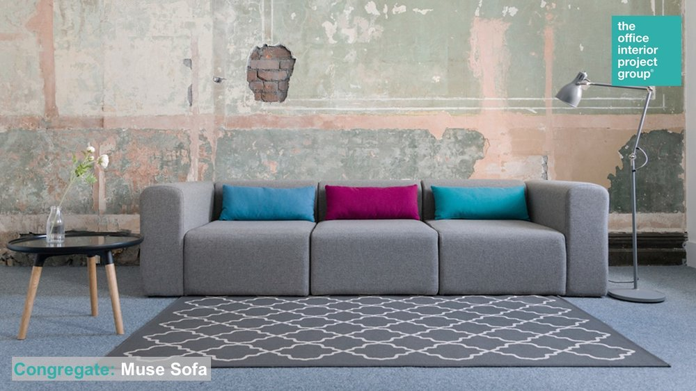The Office Interior Project Group® Ad - Congregate - Muse Sofa.jpg