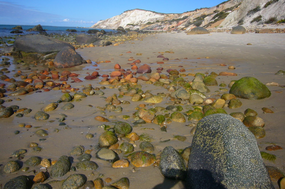 Wampanoag Tribe of Gay Head (Aquinnah) Sacred Cliffs  http://www.wampanoagtribe.net/pages/wampanoag_way/aquinnah