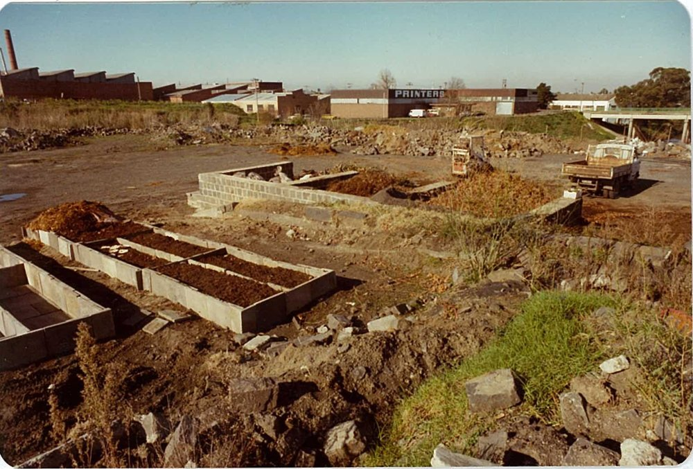 Pictured: CERES circa 1982 'Before Shot' - (Photo credit: CERES)