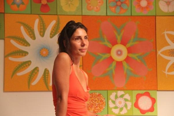 DENISE NARICK  Gründerin und Leiterin der Galerie Werkstatt NUU -  Interview übers NUU