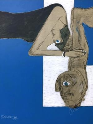 https://www.osso-art.com/    OSSO - Painter   seit 2008 lebt und arbeitet in Wien  1999 – 2003 Akademie der Künste Beirut, Abschluss 2003  1997 – 1999 Universität der Kunst in Damaskus